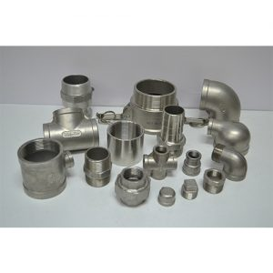 Stainless Steel 150# BSPT Fittings